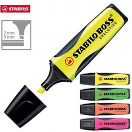 ΜΑΡΚΑΔΟΡΟΣ ΥΠΟΓΡΑΜΜΙΣΗΣ BOSS 73 EXECUTIVE STABILO ~2-5mm Είδη Υπογράμμισης ειδη γραφειου, αναλωσιμα, γραφικη υλη - paperless.gr