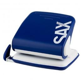 ΠΕΡΦΟΡΑΤΕΡ 2 ΤΡΥΠΩΝ  25 ΦΥΛΛΩΝ  2.5mm 418 SAX ΜΕ ΟΔΗΓΟ Περφορατέρ ειδη γραφειου, αναλωσιμα, γραφικη υλη - paperless.gr