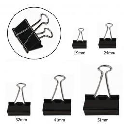 ΚΛΙΠ ΜΕΤΑΛΛΙΚΟ ΜΑΥΡΟ 19mm ΣΕΤ 12 ΤΕΜΑΧΙΩΝ Συνδετήρες - Κλίπ - Ελάσματα ειδη γραφειου, αναλωσιμα, γραφικη υλη - paperless.gr