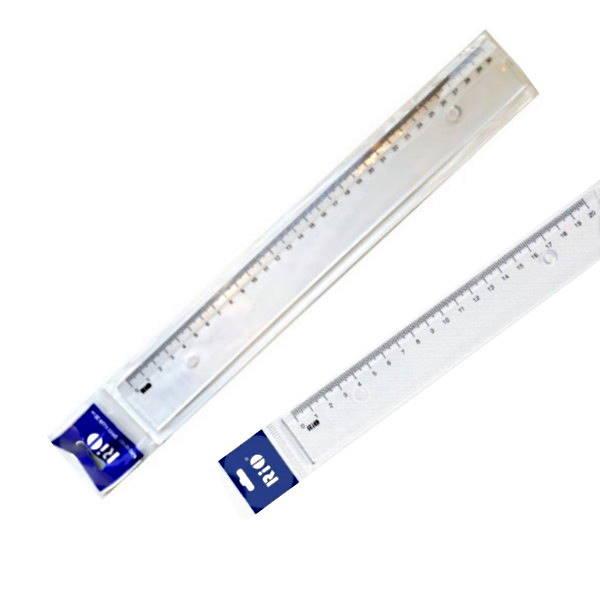 Χάρακας πλαστικός 30εκ. Ψαλίδια - Κοπίδια - Χάρακες ειδη γραφειου, αναλωσιμα, γραφικη υλη - paperless.gr