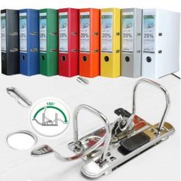 ΚΛΑΣΕΡ ΠΛΑΣΤΙΚΟ Α4 8-32 1010 LEITZ Κλασέρ ειδη γραφειου, αναλωσιμα, γραφικη υλη - paperless.gr