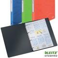ΝΤΟΣΙΕ ΠΛΑΣΤΙΚΟ PP Α4 ΜΕ 4 ΚΡΙΚΟΥΣ VIVANTO 4539 LEITZ Ντοσιέ με κρίκους ειδη γραφειου, αναλωσιμα, γραφικη υλη - paperless.gr