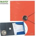 ΝΤΟΣΙΕ ΜΕ ΑΥΤΙΑ ΚΑΙ ΛΑΣΤΙΧΟ ΠΛΑΣΤΙΚΟ PP VIVANTO 4530 LEITZ Ντοσιέ - Δίφυλλα ειδη γραφειου, αναλωσιμα, γραφικη υλη - paperless.gr