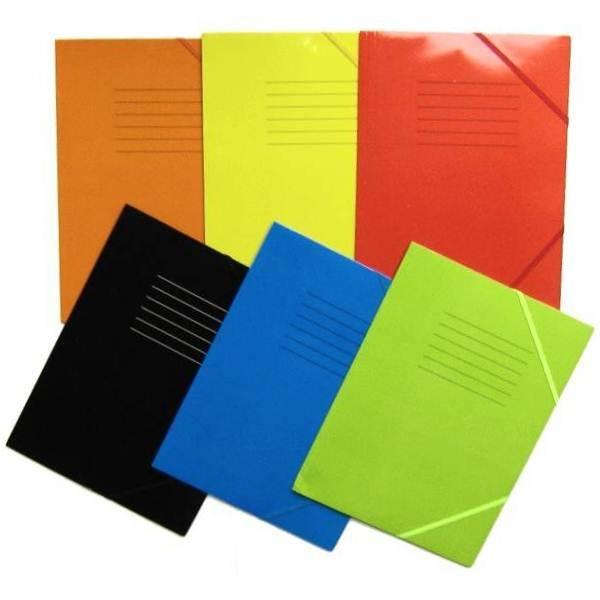 ΝΤΟΣΙΕ ΜΕ ΑΥΤΙΑ ΚΑΙ ΛΑΣΤΙΧΟ ΠΛΑΣΤΙΚΟΠΟΙΗΜΕΝΟ ΧΑΡΤΟΝΙ SPECIAL Ντοσιέ - Δίφυλλα ειδη γραφειου, αναλωσιμα, γραφικη υλη - paperless.gr