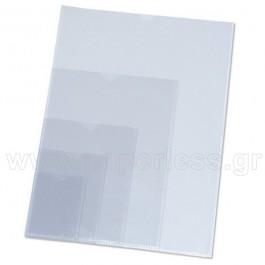 ΘΗΚΗ ΠΛΑΣΤΙΚΗ - ΖΕΛΑΤΙΝΑ 15x22εκ. ΕΓΓΡΑΦΩΝ ΔΙΑΦΑΝΕΣ 100 ΤΕΜΑΧΙΑ Ζελατίνες-Θήκες Πλαστικές ειδη γραφειου, αναλωσιμα, γραφικη υλη - paperless.gr