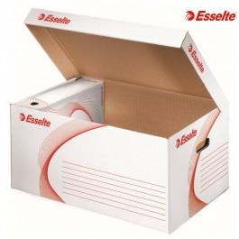 ΚΙΒΩΤΙΟ ΑΡΧΕΙΟΥ ΧΑΡΤΟΝΙ BOXY CONTAINER ESSELTE Κουτιά Αρχείου - Κιβώτια ειδη γραφειου, αναλωσιμα, γραφικη υλη - paperless.gr