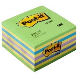 ΑΥΤΟΚΟΛΛΗΤΑ ΧΑΡΤΑΚΙΑ  76X 76mm Post-it 2028-NB 450 ΦΥΛ 3M ΚΥΒΟΣ Αυτοκόλλητα Χαρτάκια-Κύβοι ειδη γραφειου, αναλωσιμα, γραφικη υλη - paperless.gr