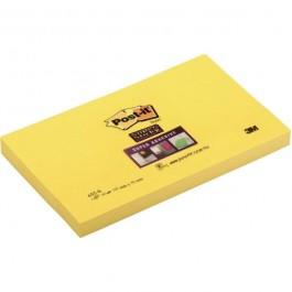 Αυτοκόλλητα χαρτάκια  76x127mm post-it 655-s super sticky 90 φύλλα 3m Αυτοκόλλητα Χαρτάκια-Κύβοι ειδη γραφειου, αναλωσιμα, γραφικη υλη - paperless.gr