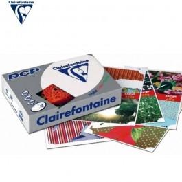 Χαρτί α4 Laser-Inkjet Satin 250gr 125 φύλλα Clairefontaine Λευκό Ειδικά Χαρτιά Εκτυπώσεων ειδη γραφειου, αναλωσιμα, γραφικη υλη - paperless.gr