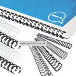 ΣΠΙΡΑΛ ΒΙΒΛΙΟΔΕΣΙΑΣ ΜΕΤΑΛΛΙΚΟ A4 22,2mm 7/8 Μηχανές Σπιράλ - Αναλώσιμα ειδη γραφειου, αναλωσιμα, γραφικη υλη - paperless.gr