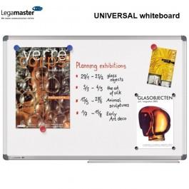 ΠΙΝΑΚΑΣ ΣΕΜΙΝΑΡΙΩΝ ΛΕΥΚΟΣ ΜΑΡΚΑΔΟΡΟΥ ΜΑΓΝΗΤΙΚΟΣ  45Χ 60εκ. UNIVERSAL LEGAMASTER Πίνακες Λευκοί Μαρκαδόρου ειδη γραφειου, αναλωσιμα, γραφικη υλη - paperless.gr
