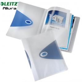 ΝΤΟΣΙΕ ΠΑΡΟΥΣΙΑΣΗΣ ΜΕ  40 ΔΙΑΦΑΝΕΙΣ ΘΗΚΕΣ Α4 ALLURA 4525 LEITZ Ντοσιέ Παρουσιάσεων-Σεμιναρίων ειδη γραφειου, αναλωσιμα, γραφικη υλη - paperless.gr