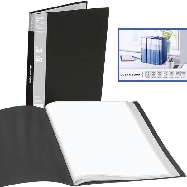 ΝΤΟΣΙΕ ΠΑΡΟΥΣΙΑΣΗΣ ΜΕ  10 ΔΙΑΦΑΝΕΙΣ ΘΗΚΕΣ Α4 PAPERLESS Ντοσιέ Παρουσιάσεων-Σεμιναρίων ειδη γραφειου, αναλωσιμα, γραφικη υλη - paperless.gr