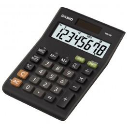 Αριθμομηχανή γραφείου ms-8b casio μπαταρίας/ηλιακό Αριθμομηχανές ειδη γραφειου, αναλωσιμα, γραφικη υλη - paperless.gr