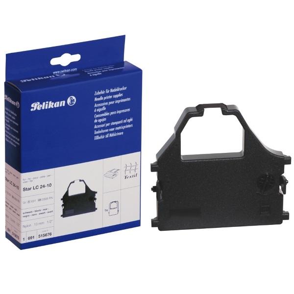ΜΕΛΑΝΟΤΑΙΝΙΑ STAR Z24HD 89511420 LC 24-10,15,20,20ΙΙ,10 PELIKAN Pelikan ειδη γραφειου, αναλωσιμα, γραφικη υλη - paperless.gr