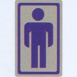 ΠΙΝΑΚΙΔΑ ΣΗΜΑΝΣΗΣ PVC CAST FILM ΑΥΤΟΚΟΛΛΗΤΟ WC ΑΝΔΡΩΝ WC από ΑΥΤΟΚΟΛΛΗΤΟ ΑΣΗΜΙ ειδη γραφειου, αναλωσιμα, γραφικη υλη - paperless.gr