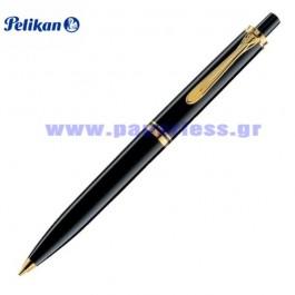 D400 SOUVERAN BLACK PENCIL PELIKAN ΜΟΛΥΒΙ Στυλογράφοι-Πένες ειδη γραφειου, αναλωσιμα, γραφικη υλη - paperless.gr