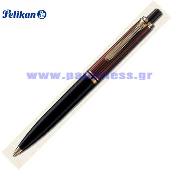 D400 SOUVERAN BLACK RED PENCIL PELIKAN ΜΟΛΥΒΙ Στυλογράφοι-Πένες ειδη γραφειου, αναλωσιμα, γραφικη υλη - paperless.gr