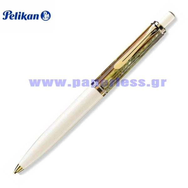 D400 SOUVERAN TORTOISE SHELL WHITE PENCIL PELIKAN ΜΟΛΥΒΙ Στυλογράφοι-Πένες ειδη γραφειου, αναλωσιμα, γραφικη υλη - paperless.gr