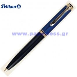 D600 SOUVERAN BLACK BLUE PENCIL PELIKAN ΜΟΛΥΒΙ Στυλογράφοι-Πένες ειδη γραφειου, αναλωσιμα, γραφικη υλη - paperless.gr
