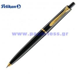K200 BLACK BALL PEN PELIKAN ΣΤΥΛΟ Στυλογράφοι-Πένες ειδη γραφειου, αναλωσιμα, γραφικη υλη - paperless.gr