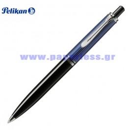 K405 SOUVERAN BLACK BLUE BALL PEN PELIKAN ΣΤΥΛΟ Στυλογράφοι-Πένες ειδη γραφειου, αναλωσιμα, γραφικη υλη - paperless.gr