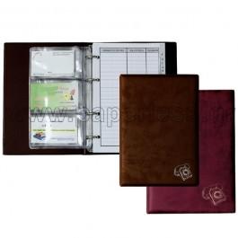 ΤΗΛΕΦΩΝΙΚΟ ΕΥΡΕΤΗΡΙΟ 4 ΚΡΙΚΟΙ 16x22εκ. + CARD HOLDER 36 ΘΕΣΕΩΝ Διάφορα Είδη Γραφείου ειδη γραφειου, αναλωσιμα, γραφικη υλη - paperless.gr