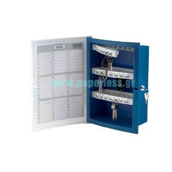 ΚΛΕΙΔΟΘΗΚΗ 63 ΘΕΣΕΩΝ ΗΑΝ INDEX Διάφορα Είδη Γραφείου ειδη γραφειου, αναλωσιμα, γραφικη υλη - paperless.gr