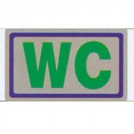 ΠΙΝΑΚΙΔΑ ΣΗΜΑΝΣΗΣ ΑΥΤΟΚΟΛΛΗΤΟ WC ΑΣΗΜΙ WC από ΑΥΤΟΚΟΛΛΗΤΟ ΑΣΗΜΙ ειδη γραφειου, αναλωσιμα, γραφικη υλη - paperless.gr