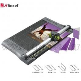 ΚΟΠΤΙΚΟ  32εκ. A4 ACCUCUT A425 PRO 4 IN 1 REXEL Κοπτικά - Γκιλοτίνες ειδη γραφειου, αναλωσιμα, γραφικη υλη - paperless.gr