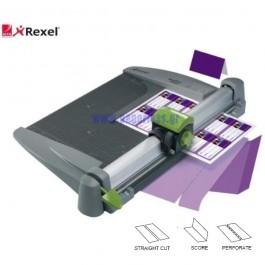 ΚΟΠΤΙΚΟ  38,7εκ. A4+ ACCUCUT A515 PRO 3 IN 1 HEAVY DUTY REXEL Κοπτικά - Γκιλοτίνες ειδη γραφειου, αναλωσιμα, γραφικη υλη - paperless.gr