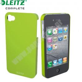 ΚΑΛΥΜΜΑ-ΘΗΚΗ ΜΕΤΑΛΛΙΚΗ iPhone 4/4s WOW LEITZ ΠΡΑΣΙΝΟ Θήκες κινητών τηλεφώνων-Tablets ειδη γραφειου, αναλωσιμα, γραφικη υλη - paperless.gr
