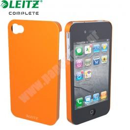 ΚΑΛΥΜΜΑ-ΘΗΚΗ ΜΕΤΑΛΛΙΚΗ iPhone 4/4s WOW LEITZ ΠΟΡΤΟΚΑΛΙ Θήκες κινητών τηλεφώνων-Tablets ειδη γραφειου, αναλωσιμα, γραφικη υλη - paperless.gr