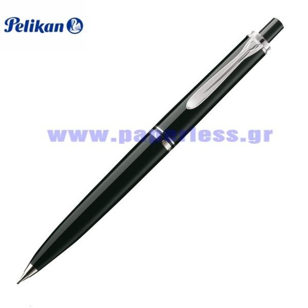 D405 SOUVERAN BLACK PENCIL PELIKAN ΜΟΛΥΒΙ Στυλογράφοι-Πένες ειδη γραφειου, αναλωσιμα, γραφικη υλη - paperless.gr