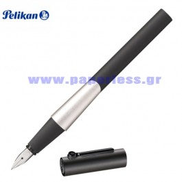 DION P42 BLACK FOUNTAIN PEN PELIKAN ΠΕΝΑ Στυλογράφοι-Πένες ειδη γραφειου, αναλωσιμα, γραφικη υλη - paperless.gr