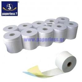 ΧΑΡΤΟΤΑΙΝΙΑ ΔΙΦΥΛΛΗ ACTION SC ΑΥΤΟΓΡΑΦΙΚΗ 57Χ60 10 ρολά Χαρτοταινίες Δίφυλλες ειδη γραφειου, αναλωσιμα, γραφικη υλη - paperless.gr