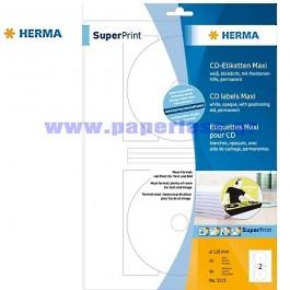 ΕΤΙΚΕΤΕΣ Laser/Copier/InkJet CD/DVD MATT FULL 25 ΦΥΛ 5115 HERMA για CD-DVD ειδη γραφειου, αναλωσιμα, γραφικη υλη - paperless.gr