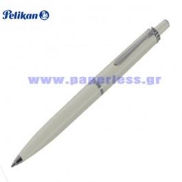 K205 WHITE BALL PEN PELIKAN ΣΤΥΛΟ Στυλογράφοι-Πένες ειδη γραφειου, αναλωσιμα, γραφικη υλη - paperless.gr