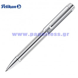PURA K40 SILVER BALL PEN PELIKAN ΣΤΥΛΟ Στυλογράφοι-Πένες ειδη γραφειου, αναλωσιμα, γραφικη υλη - paperless.gr