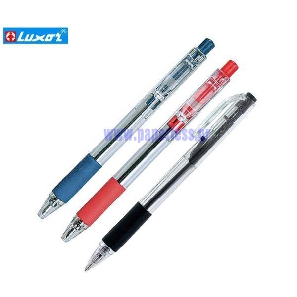 ΣΤΥΛΟ ΔΙΑΡΚΕΙΑΣ SPRINT GRIP 1,0mm LUXOR Γράφω - Σχεδιάζω ειδη γραφειου, αναλωσιμα, γραφικη υλη - paperless.gr