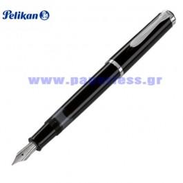 M205 BLACK FOUNTAIN PEN PELIKAN ΠΕΝΑ Στυλογράφοι-Πένες ειδη γραφειου, αναλωσιμα, γραφικη υλη - paperless.gr