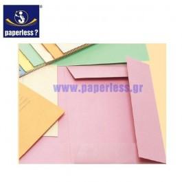 ΝΤΟΣΙΕ ΜΕ ΑΥΤΙΑ ΜΑΝΙΛΑ 26 Χ 35εκ ΦΑΚΕΛΟΣ ΜΕ ΠΤΕΡΥΓΙΑ Ντοσιέ - Δίφυλλα ειδη γραφειου, αναλωσιμα, γραφικη υλη - paperless.gr