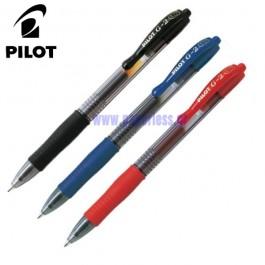 ΣΤΥΛΟ GEL G-2 1.0mm BROAD PILOT 12 τεμάχια Στυλό Gel ειδη γραφειου, αναλωσιμα, γραφικη υλη - paperless.gr