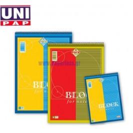 ΜΠΛΟΚ ΣΠΙΡΑΛ ΣΗΜΕΙΩΣΕΩΝ A5 14X21εκ. ΛΕΥΚΟ 50 ΦΥΛΛΑ NOTES UNI-PAP Τετράδια - Μπλόκ ειδη γραφειου, αναλωσιμα, γραφικη υλη - paperless.gr
